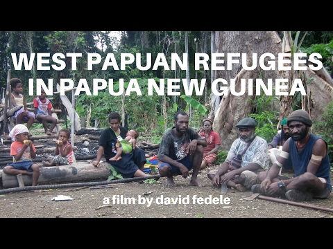 WEST PAPUAN REFUGEES IN PAPUA NEW GUINEA