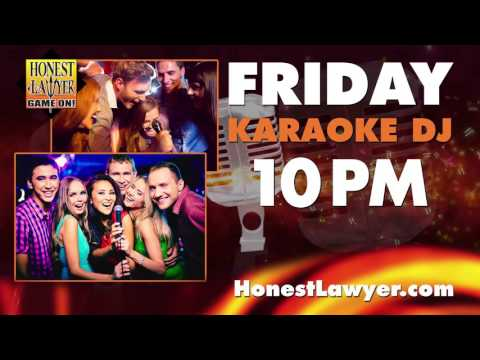 Honest Lawyer Karaoke Host 3 3033