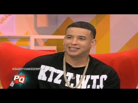 Daddy Yankee, en Pura Química