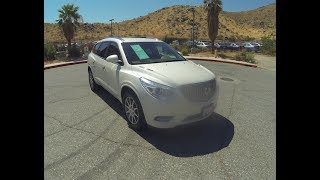 2014 BUICK ENCLAVE LEATHER FWD Contact: (888)-573-3244 Stock: 17-4529A