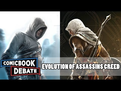 Evolution of Assassin's Creed Games in 19 Minutes (2017)Kaynak: YouTube · Süre: 19 dakika