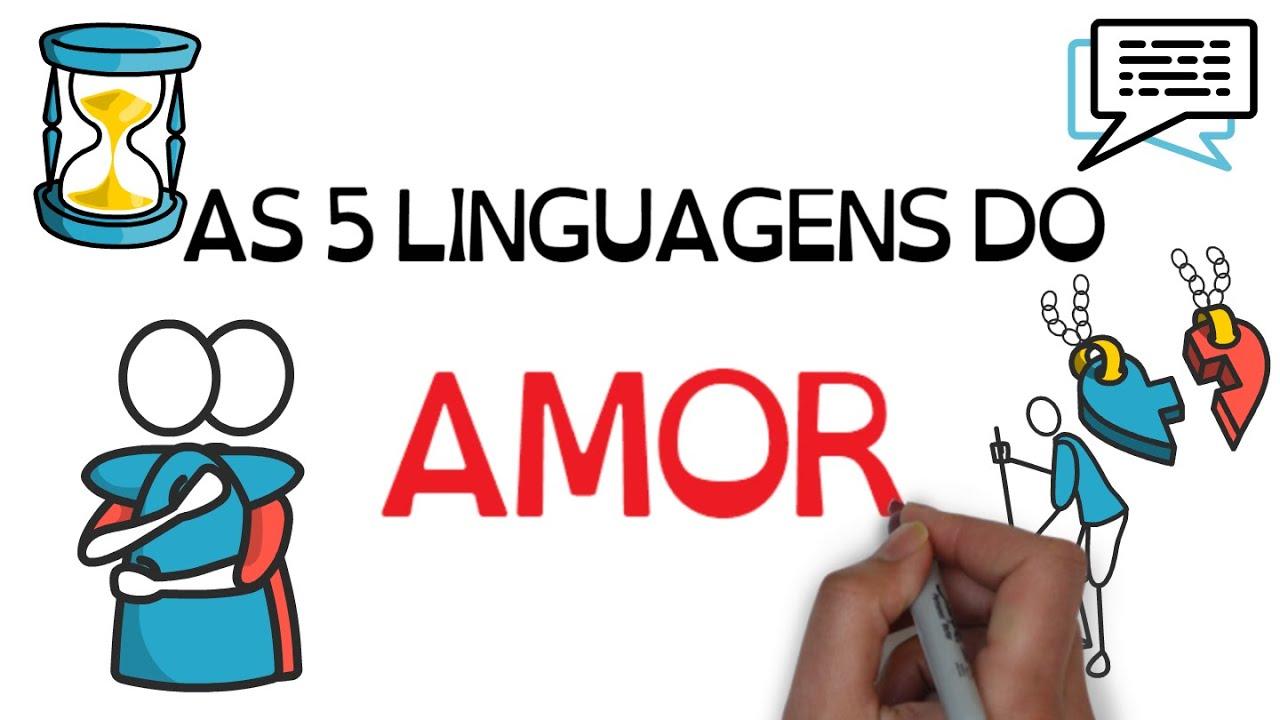 CINCO BAIXAR LINGUAGENS AMOR SOLTEIROS AS DO LIVRO PARA