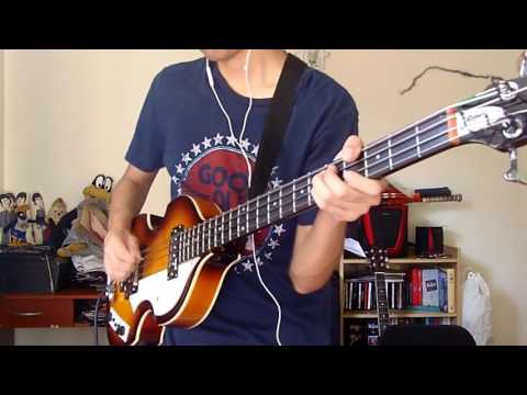 I Want To Hold Your Hand (Bass Cover) The Beatles
