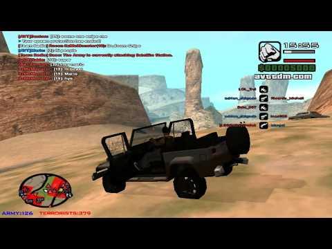 CARA INSTAL GTA SAN ANDREAS ONLINE PC(MULTIPLAYER)