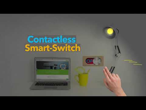 Touchless  Switch  Board