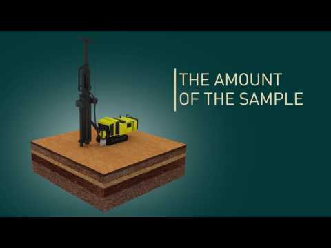 Core (diamond) and RC drilling overview