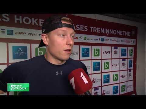 Hokeja izlases 1. pārbaudes spēle ar Franciju 21:05 LTV7