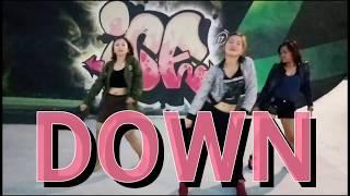 DOWN | Fifth Harmony | Zumba® Fitness | JM