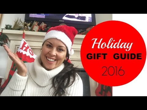 2016 Holiday Gift Guide for the Home| Vlogmas Day 12