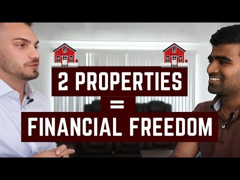 How To Achieve Financial Freedom With 2 Student Rental Properties | Windsor Ontario Canada