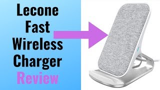 Lecone Wireless Charger Review