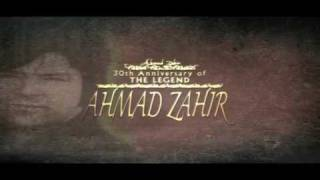 Ahmad Zahir Movie  Trailer