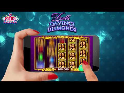 Play Double Da Vinci Diamonds at GSN Casino