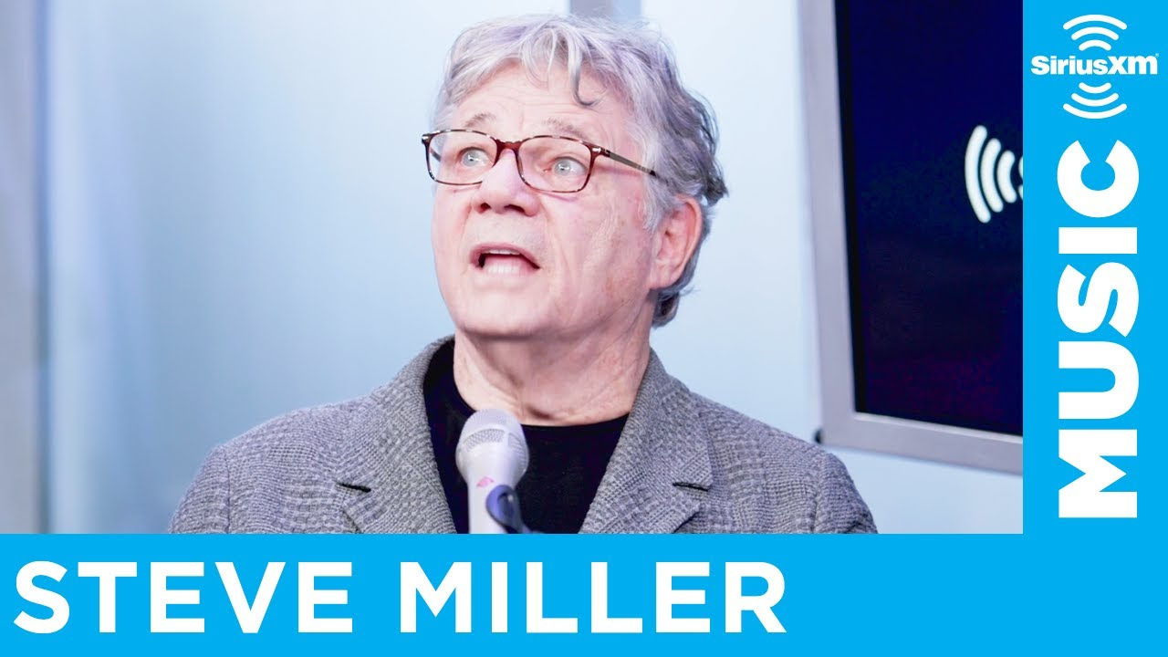 If Steve Miller Could Do-Over Any Hit, It'd Be 'Space Cowboy'