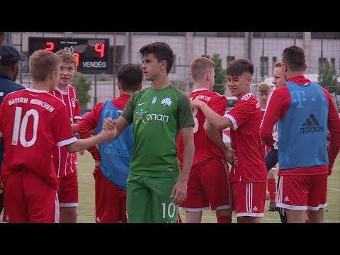 PANATHINAIKOSZ - FC BAYERN MÜNCHEN 2-4