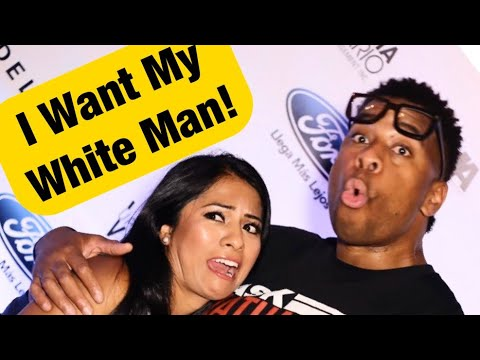 Why White Men Are The 1st Choice For Latina Women Before A