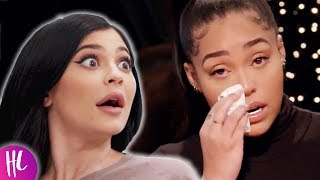 Kylie Jenner Reacts To Jordyn Woods Crying On The Red Table Talk | Hollywoodlife