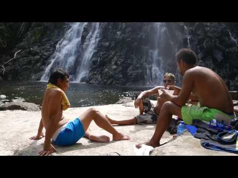 # 21 Zeilen naar Pohnpei in Micronesia