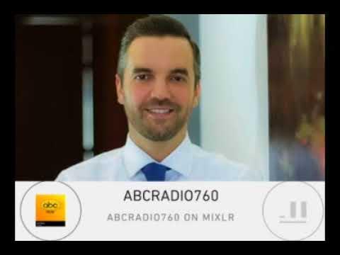 Entrevista para el programa Misión con Jesús Michelle, ABC Radio