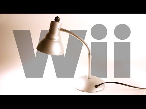 the mii channel theme but with a LAMP(°ε°)