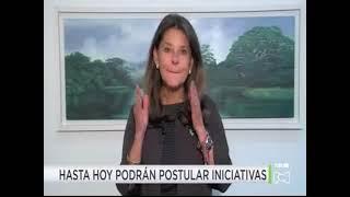 Foro M : Convocatoria 'Colombia sin techos de cristal'