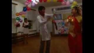 индиское танцы