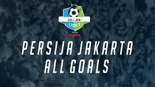 SANG JUARA! Inilah Gol-Gol Persija Jakarta di Go-Jek Liga 1 Bersama Bukalapak 2018