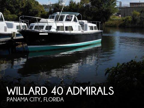 Used 1990 Willard 40 Admirals for sale in Panama City, Florida