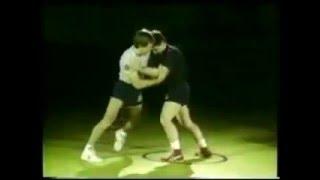 Приемы борьбы от Стива Фрейзера(Стив Фрейзер - чемпион Олимпийских игр в Лос-Анджелесе (1984 год), с 1995 года тренер сборной США по греко-римской..., 2015-12-15T20:49:05.000Z)