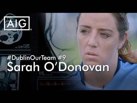 #DublinOurTeam – Episode 9 – Sarah O'Donovan, Dublin Camogie