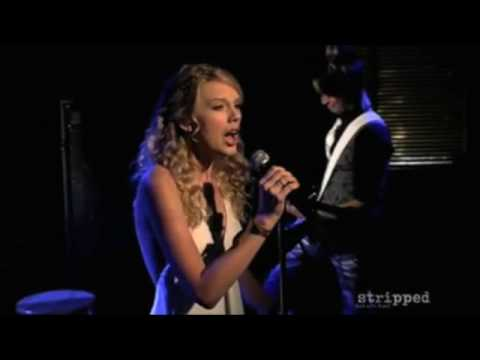 Taylor Swift - Love Story - Stripped