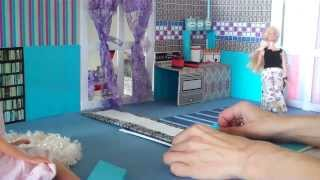 How To Make A Doll House 5 Dining Room Table Bench