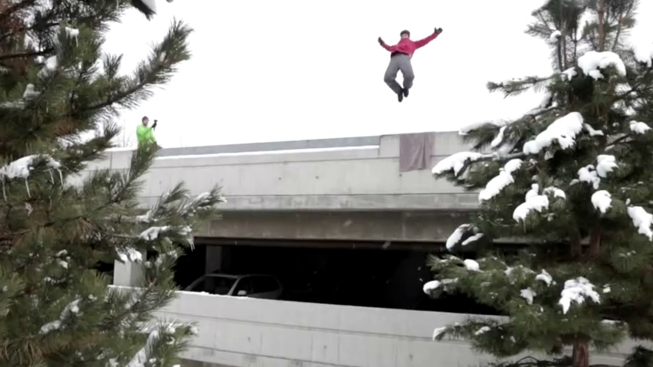 Crazy Parkour and Freerunning 2016