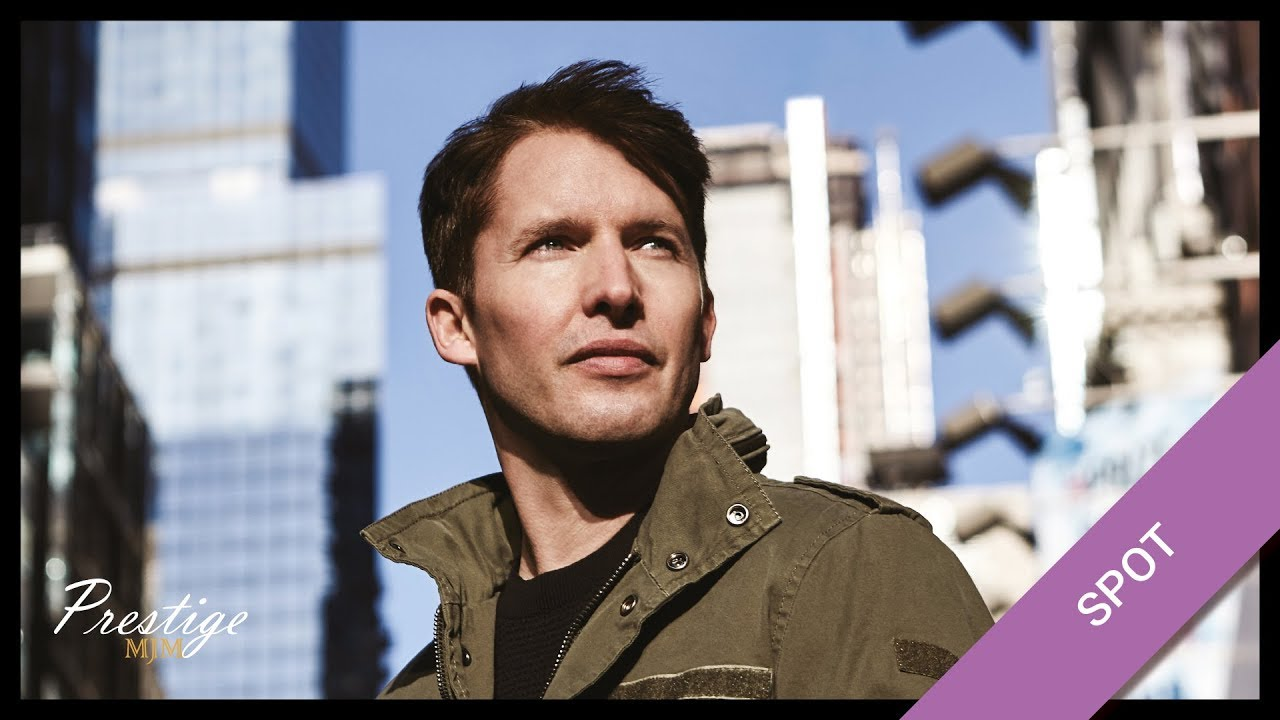 James Blunt – Warszawa – Spot Video