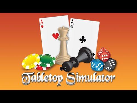 Tabletop Simulator Fuckery |