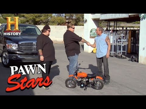 Pawn Stars: Head Out on the Highway  History