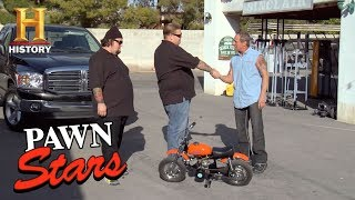 Pawn Stars: Head Out on the Highway | History