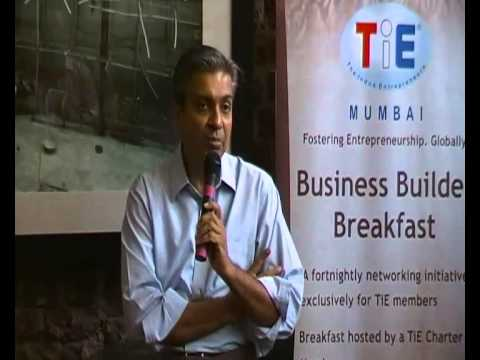 Business Builder Breakfast With Sandeep Singhal _19 March 2013