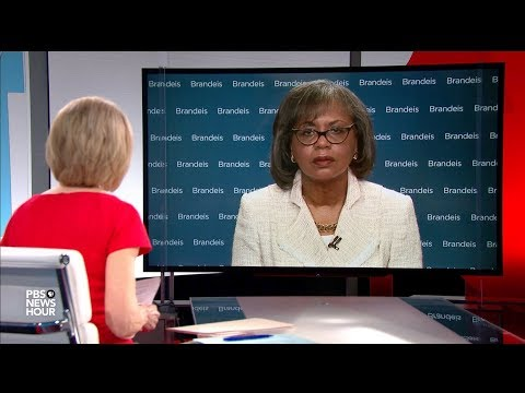 Anita Hill on Kavanaugh: 'Without an investigation, there cannot be an effective hearing'