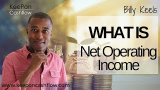 What is Net Operating Income?