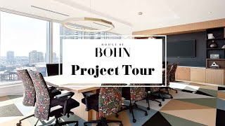 HOB PROJECT TOURS: Century Group Office