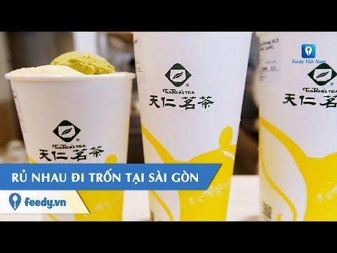 [Review] Sài Gòn nắng nóng, đi trốn ở đâu tuyệt nhất? | Feedy TV