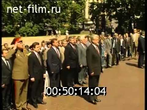 From Soviet Union to Soviet Russia - Anthems