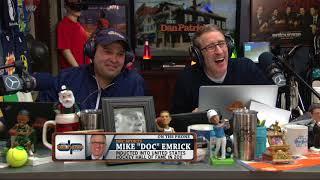 Doc Emrick Talks Game 7's, The Vegas Knights Rise & More w Dan Patrick   Full Interview   4/25/18