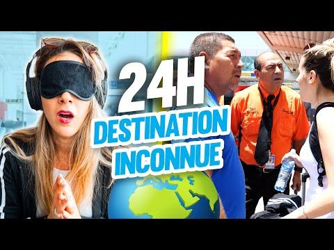 Survive 24h in an unknown destination   DENYZEE