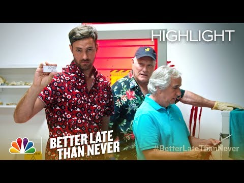 Better Late Than Never - There's More Than One Way Out (Episode Highlight)