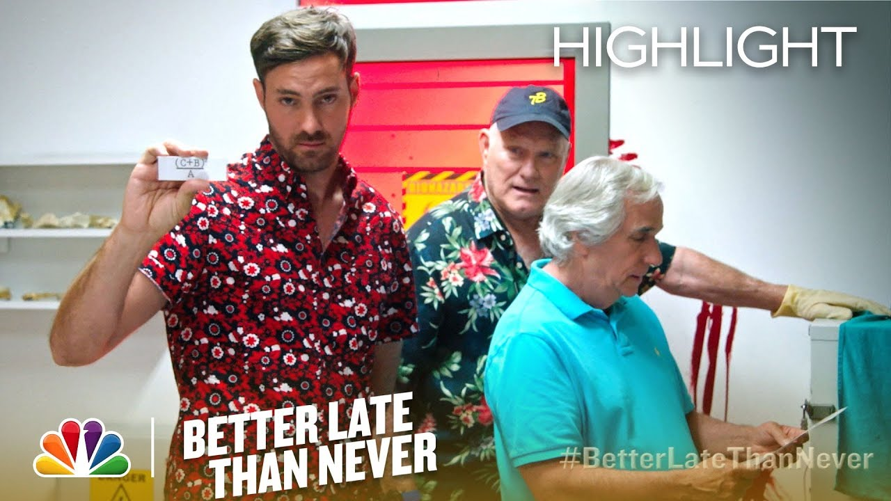 Download Better Late Than Never - There's More Than One Way Out (Episode Highlight)