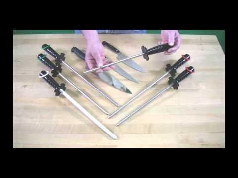 DMT Diamond Sharpening Steels