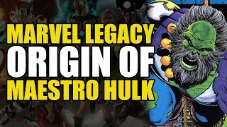 Origin of The Maestro Hulk (Exiles World Tour: Future Imperfect)