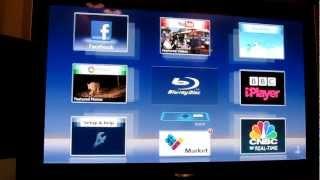 Panasonic DMP-BDT210 / BDT310 Blu-Ray Player - Hands-on detailed Review + Smart TV App Demo